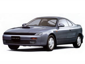 トヨタ セリカGT-Four…90年代、リッター100馬力超モデル