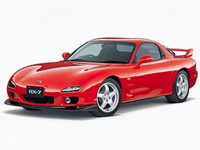 アンフィニ/マツダRX-7…90年代、リッター100馬力超モデル