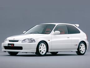 ホンダ シビックタイプR…90年代、リッター100馬力超モデル