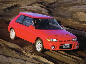 マツダ ファミリアGT-R…90年代、リッター100馬力超モデル