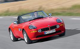 第11話 BMW Z8…軽くて丈夫! アルミボディーのクルマ特集