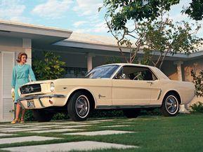 フォード・マスタング…なつかしのアメリカ車特集