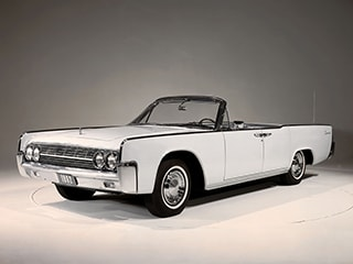 リンカーン・コンチネンタル…なつかしのアメリカ車特集