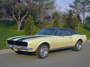シボレー・カマロ…なつかしのアメリカ車特集