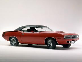 プリムス・バラクーダ…なつかしのアメリカ車特集