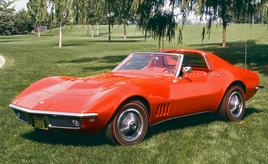 シボレー・コルベット…なつかしのアメリカ車特集