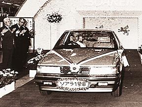 トヨタ・ソアラ (1981年~) トヨタ名車列伝7話