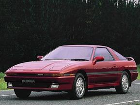 トヨタ・スープラ (1986年~) トヨタ名車列伝10話