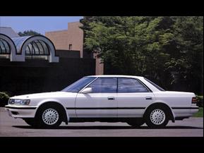 トヨタ・マークⅡ/チェイサー/クレスタ (1988年~) バブル時代の名車たち1話