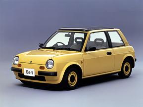 日産・Be-1/パオ/フィガロ (1987年~) バブル時代の名車たち10話