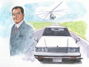 トヨタ・マークII…CMが印象的だったクルマ