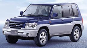 三菱・パジェロイオ…なつかしい日本のコンパクトカー