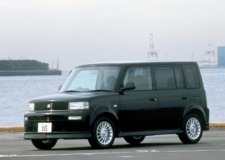 トヨタ bb なつかしい日本のコンパクトカー トヨタ自動車のクルマ情報