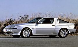 第3話 三菱スタリオン2000GSR-VR