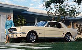第8話 フォード・マスタング