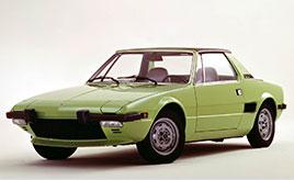 フィアットX1/9…記憶に残るミドシップ車