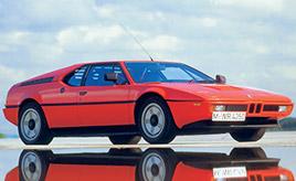 BMW M1…記憶に残るミドシップ車 | 名車館(記憶に残るミドシップ車)