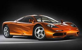 マクラーレンF1…記憶に残るミドシップ車