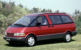 トヨタ・エスティマ…記憶に残るミドシップ車