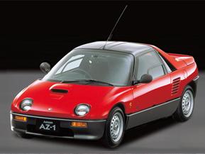 マツダ・オートザムAZ-1 (1992年~) 名車?迷車?特集 -ちょっと懐かしい迷車たち3話