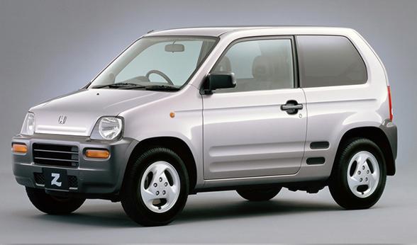 ホンダ・Z (1998年~) 名車?迷車?特集 -ちょっと懐かしい迷車たち7話