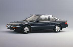 ホンダ・プレリュード…絶版モデルとなった往年の人気車種