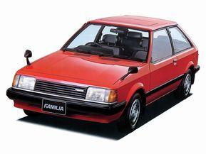 マツダ・ファミリア…絶版モデルとなった往年の人気車種