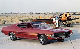 【連載全16話】第4話 フォード・トリノ…地名が車名になっているクルマ