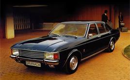 第9話 フォード・グラナダ…地名が車名になっているクルマ