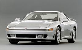 三菱GTO…リトラクタブルヘッドランプのクルマ特集