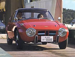 トヨタ・スポーツ800(1965年~) トヨタ 歴代スポーツカー<1960年代>1話