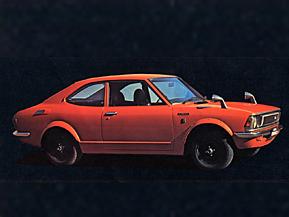 トヨタ・カローラレビン/スプリンタートレノ(1972年~) トヨタ 歴代スポーツカー<1970年代>2話