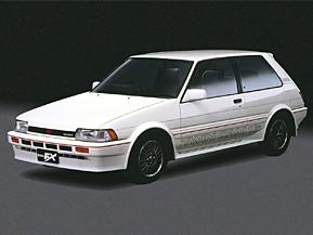 トヨタ・カローラFX 1600GT(1984年~)