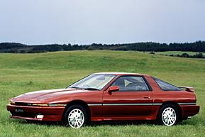トヨタ・初代スープラ(1986年~) トヨタ 歴代スポーツカー<1980年代>7話