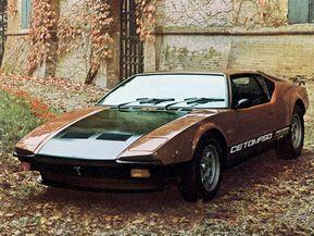 デ・トマソ・パンテーラ…スーパーカーブームの花形モデル