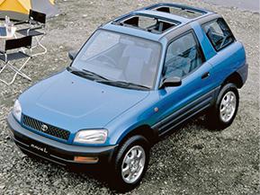 トヨタ・RAV4…日本が生んだ代表的SUV