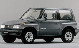 スズキ・エスクード…日本が生んだ代表的SUV