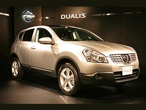 日産・デュアリス…日本が生んだ代表的SUV