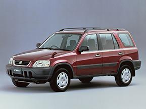 ホンダ・CR-V…日本が生んだ代表的SUV