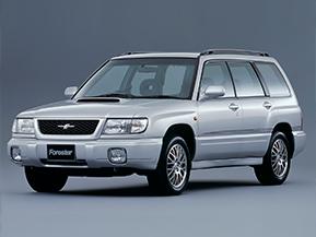 スバル・フォレスター…日本が生んだ代表的SUV