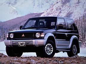 三菱・パジェロ…日本が生んだ代表的SUV