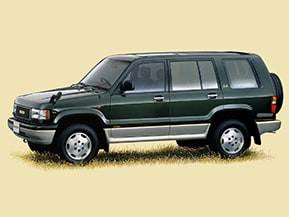 いすゞ・ビッグホーン…日本が生んだ代表的SUV