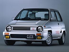 ホンダ・シティ ターボII…日本生まれのターボ車特集