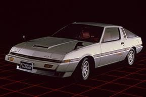 三菱スタリオン ターボ…日本生まれのターボ車特集