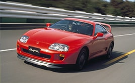 トヨタ・スープラ…日本生まれのターボ車特集
