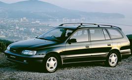 トヨタ・カルディナ…なつかしのワゴン車特集
