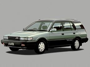 トヨタ・スプリンターカリブ…なつかしのワゴン車特集