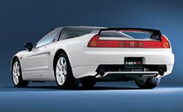 第2話 ホンダ・NSX-R・・・後ろ姿が印象的なウイング付きのクルマ特集