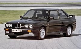 第4話 BMW M3…後ろ姿が印象的なウイング付きのクルマ特集