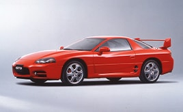 第5話 三菱GTO…後ろ姿が印象的なウイング付きのクルマ特集
